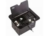 品牌:奥威亚 AVA&#10名称:开启抽线式桌面插座&#10型号:CZ-CXH-333