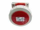 品牌:怡达 YEEDA 名称:IP67暗装直插座5芯(16A380V) 型号:1153206