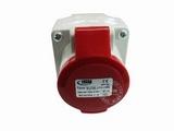 品牌:怡达 YEEDA 名称:IP44明装插座4芯(16A380V) 型号:1141106