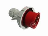 品牌:怡达 YEEDA 名称:IP67连接器插头5芯(16A380V) 型号:0150206