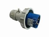 品牌:怡达 YEEDA&#10名称:IP67连接器插头3芯(16A220V)&#10型号:0130206