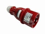 品牌:怡达 YEEDA 名称:IP44连接器插头4芯(16A380V) 型号:0140106