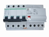 品牌:施耐德 Schneider 名称:C65N 4P32A30ma拼装式漏电断路器 型号:C65N4PC3230C