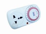 品牌:科德 Kerde&#10名称:24小时机械定时器插座&#10型号:TW-E05