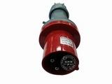 品牌:威浦 Weipu 名称:IP44工业用插头4芯(63A380V) 型号:643