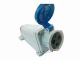 品牌:威浦 Weipu 名称:IP44明装插座3芯(63A220V) 型号:6901