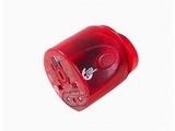 品牌:进口 Imports&#10名称:红色瑞士Swiss品牌全球通旅行转换插头&#10型号:SS-3