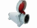 品牌:威浦 Weipu 名称:IP67明装插座4芯(63A380V) 型号:6919