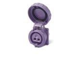 品牌:司坎拓普 SCAMETOP 名称:IP44暗装插座2芯(16A20-25V) 型号:435.1615R