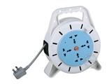 品牌:公牛 BULL 名称:电缆盘 10A 10米 单开关4位万用 型号:GN-802