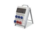 品牌:司坎拓普 SCAMETOP&#10名称:6位组合箱插座(带漏电保护)&#10型号:670.6566-135