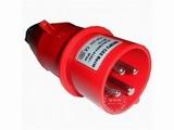 品牌:威浦 Weipu 名称:IP44连接器插头4芯(16A380V) 型号:233