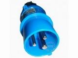 品牌:威浦 Weipu 名称:IP44工业用插头3芯(16A220V) 型号:231
