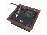 品牌:JOHO JOHO&#10名称:六位弱电+一位电源插座&#10型号:ZCC-158/L