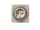 品牌:国产 Guochan 名称:24小时机械定时器插座 型号:TG-I04