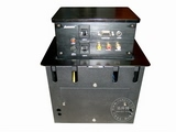 品牌:奥盛 Aosens&#10名称:四面升降式双电源桌面插座&#10型号:JS-810+