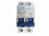 品牌:国产 Guochan&#10名称:2P 16A 断路器空开&#10型号:DZ47-63C16