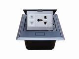品牌:国产 Guochan 名称:弹起式桌面插座(五孔)  型号:AS-A002A-BK-6