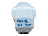 品牌:国产 Guochan 名称:高可靠电连接器32A 型号:AS-CH-P