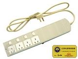 品牌:国产 Guochan 名称:红黑电源隔离插座转换器 分控四位 防电磁泄漏 型号:RBI-1