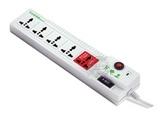 品牌:纽曼 Newmine 名称:节电插座 电脑专用  总控五位 型号:PC01BS