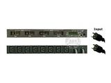 品牌:奥盛 Aosens&#10名称:230V 30A HD PDU&#10型号:P2H-3220P-08N8