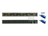 品牌:奥盛 Aosens&#10名称:230V 32A HD PDU&#10型号:P2H-3223C-08N8