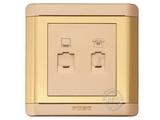 品牌:品上 POSO 名称:电话/电脑插座 型号:R/T01/C01