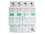 品牌:爱劳 ailao&#10名称:4P20KA420V 防雷 浪涌 电涌保护器&#10型号:ALU3-4P 20KA