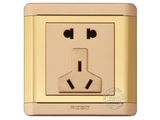 品牌:品上 POSO&#10名称:二三极多用插座&#10型号:R/426/10USU