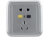 品牌:佳安宝 GAB&#10名称:漏电保护(墙壁)五孔电源插座 &#10型号:J-2-10L-10-DA