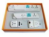 品牌:可来博 Clamber 名称:高效节能安全电源插座礼盒套装 型号:GFJY-104/102T/D01/101K10