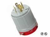 品牌:进口 Imports 名称:美式NEMA L14-20大功率插头连接器 工业用20A 125V/250V 型号:WJ-8420B