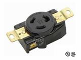 品牌:进口 Imports 名称:美式NEMA(L6-20)大功率插座连接器 工业用20A 250V 型号:WJ-6322B