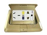 品牌:佳安宝 GAB 名称:漏电保护五孔电源地插 型号:120型