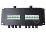 品牌:奥盛 Aosens&#10名称:双路8位空开直流PDU电源分配单元&#10型号:AS-GZ-2L8