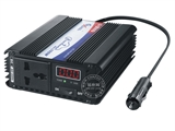 品牌:高欣 GXPower&#10名称:捷豹300W正弦波车载逆变器电源 &#10型号:G-300D