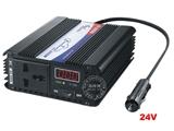 品牌:高欣 GXPower&#10名称:捷豹200W正弦波车载逆变器电源 &#10型号:G-200D-24