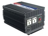 品牌:高欣 GXPower&#10名称:捷豹2000W正弦波车载逆变器电源 带双插座&#10型号:G-2000AF