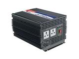 品牌:高欣 GXPower&#10名称:捷豹3000W正弦波车载逆变器电源 带双插座&#10型号:G-3000AF