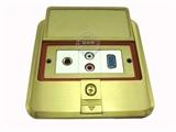 品牌:基讯 EXCEL 名称:开启式防水地插/高级防水弱电组合地面插座 型号:GC-DT/FS/F3
