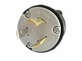 品牌:进口 Imports&#10名称:NEMA L5-20防松脱美式引挂式接线插头 单相三极20A/125V &#10型号:AS-CWJ-8320
