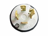 品牌:进口 Imports 名称:NEMA L15-30 美国防松插头 美国插头 防脱落插座 30A 250 型号:WJ-8431