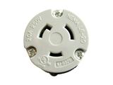 品牌:进口 Imports 名称:NEMA L6-20 引挂式插座, 20A US USA UL认证发电机插座 型号:WJ-9321B