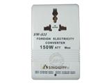 品牌:星威 Singway 名称:150W 220V转110V变压器/可互转/电源转压器/转换器 型号:SW-S11