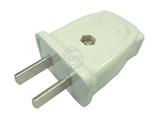 品牌:公牛 BULL&#10名称:插头 10A两脚插头&#10型号:GNT-10L1