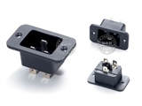 品牌:奥盛 Aosens&#10名称:固定式IEC-C20插头模块&#10型号:AS-SS-3A