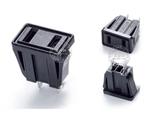 品牌:奥盛 Aosens&#10名称:国标2扁插座模块&#10型号:AS-SS-6C