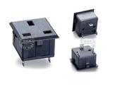 品牌:奥盛 Aosens&#10名称:英标插座模块&#10型号:AS-SS-801-2