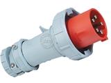品牌:圣泰 shengtai 名称:工业插头-63A(5芯6h) IP67 型号:4556